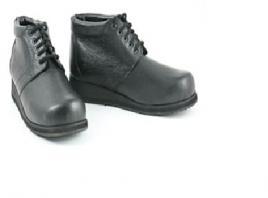 f8c96b669 Ортомода (лечебная антивальгусная обувь) Ботинки Сапоги диабетические  демисезоные 81111-0013 Черный