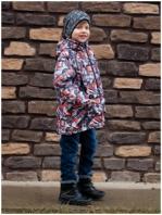 KISU Куртка весна до -5/+10 утеплитель 80 г